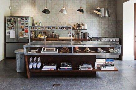Kitchen zelliges