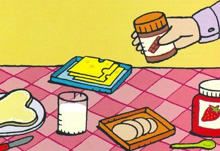Ontbijt met Jules