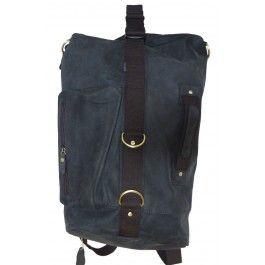 Sandrine Quenu -- Top Grain Cowhide Leather Backpack| Free Shipping| Fabhere.com.au