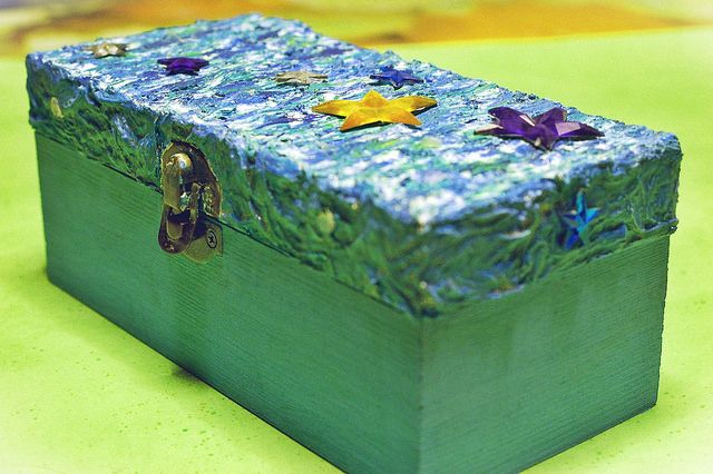 Mar turquesa box | Flickr - Photo Sharing!