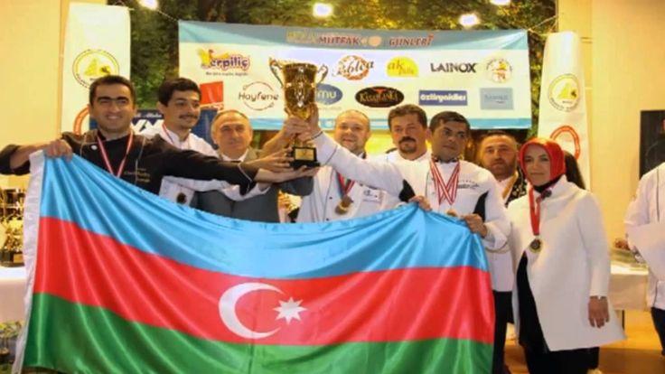 Bolu - BİRİNCİLİK ÖDÜLÜ KARDEŞ ÜLKE AZERBAYCAN'A GİTTİ