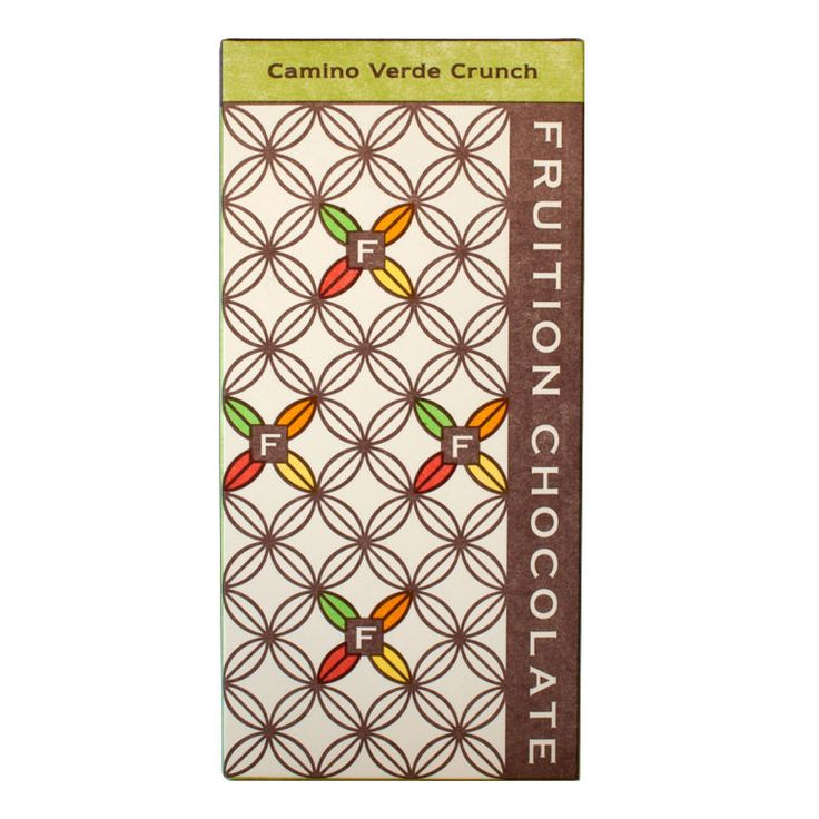 Camino Verde Crunch – Fruition Chocolate