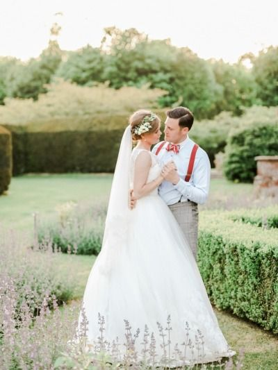 We just love this photo: http://www.stylemepretty.com/little-black-book-blog/2015/02/09/quintessential-vintage-english-wedding-at-burloes-hall/ | Photography: Belle and Beau - http://belleandbeaublog.com/