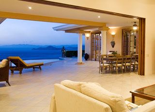One Day I Will Have HUGE Sliding Glass Doors That Open Onto A Patio With A  · Dream Beach HousesBeautiful ...