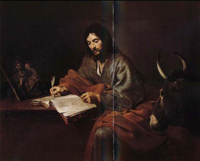 Άγιος Λουκάς ο Ευαγγελιστής - 1625