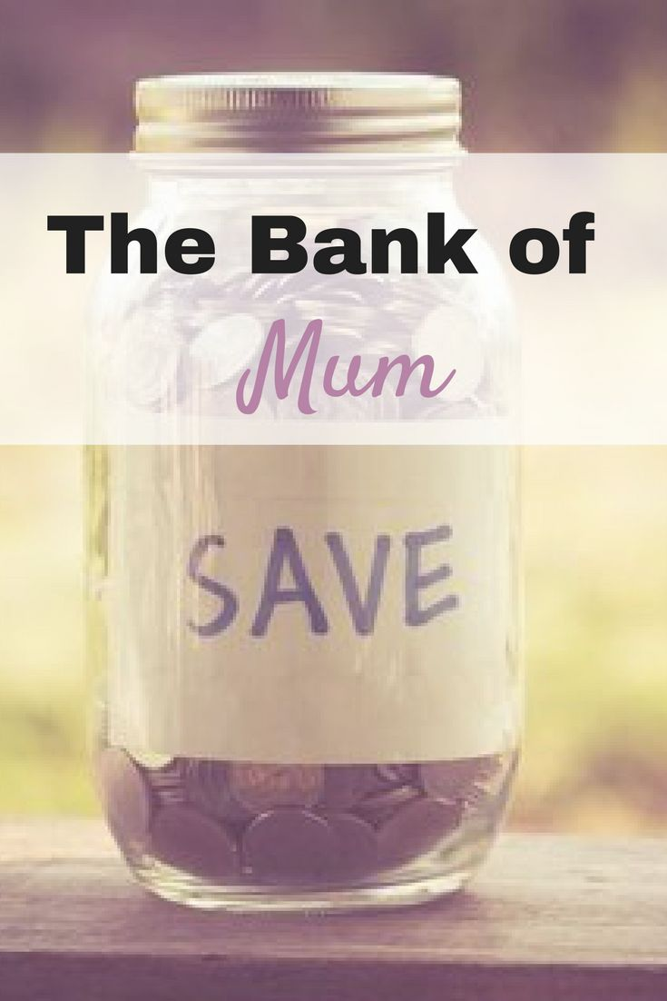 The Bank of Mum: Money and financial responsibility - Emma and 3.