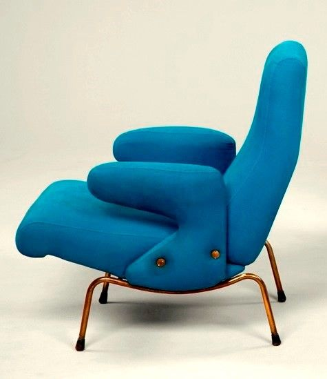 'Dolphin' Chair | Erberto Carboni for Arflex | 1960s