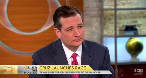TED CRUZ: Watch How He Responds When Asked If He Would 'Take' Away Healthcare from 16 Million People