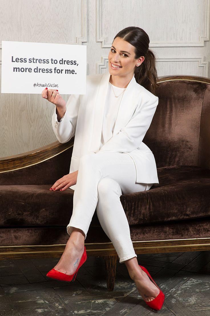 Lea Michele's New Year's Resolution - Pret-a-Reporter