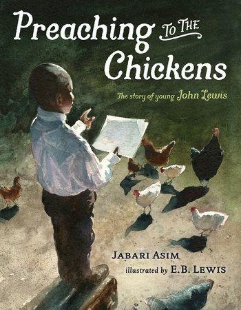 Preaching to the Chickens by Jabari Asim | PenguinRandomHouse.com    Amazing book I had to share from Penguin Random House