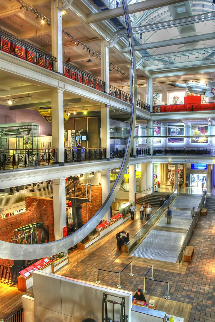 Museu da Ciência - Londres | Science Museum - London