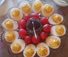 Rezept Gefüllte Eier / Russische Eier von dnielsen62 - Rezept der Kategorie Vorspeisen/Salate