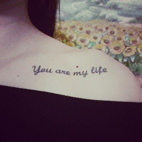 """kik-ka_93  #casttattoo  In redazione stanno arrivando tantissime foto di tatuaggi con storie bellissime.  Grazie a tutti e continuate così!  Ecco il tatuaggio di """"kik-ka_93"""".  """" Questa tatuaggio l'ho fatto insieme a mia sorella e lei c'è l'ha uguale. Significa molto per noi, ci lega ed è simbolo d'amore e d'amicizia per sempre ed questa è la cosa più bella del mondo: l'amicizia fra sorelle!! """"  http://tattoo.codcast.it/"""