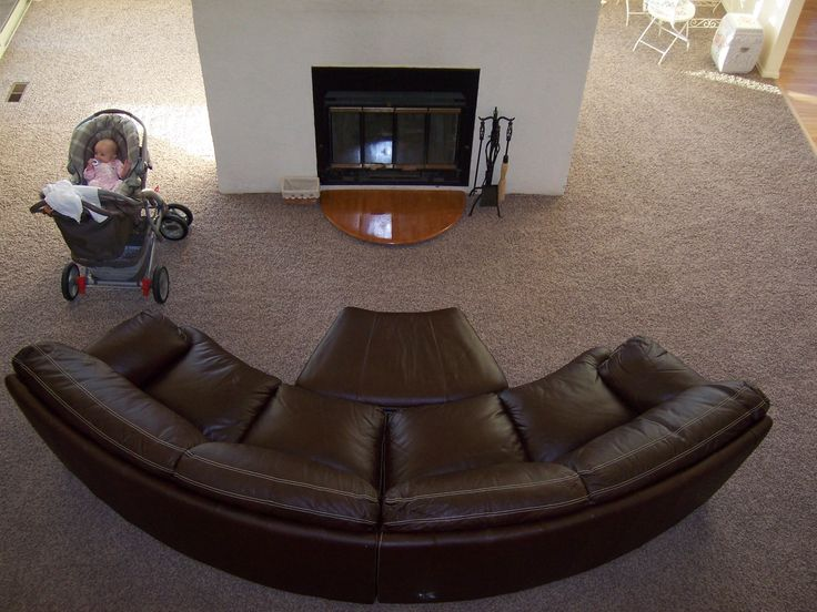 half circle sofas tuscan sofa bed sectional price   round couch ...