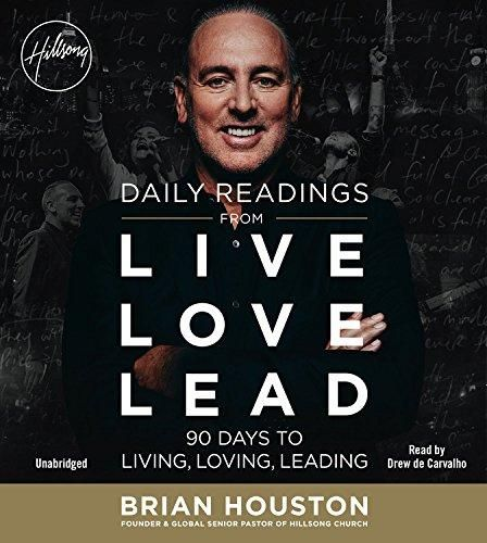 AUDIOBOOK - Daily Readings from Live Love Lead: 90 Days to Living, Loving, Leading