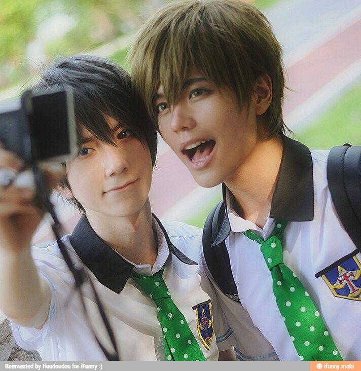 Haruka hakii anime cosplay 4 4