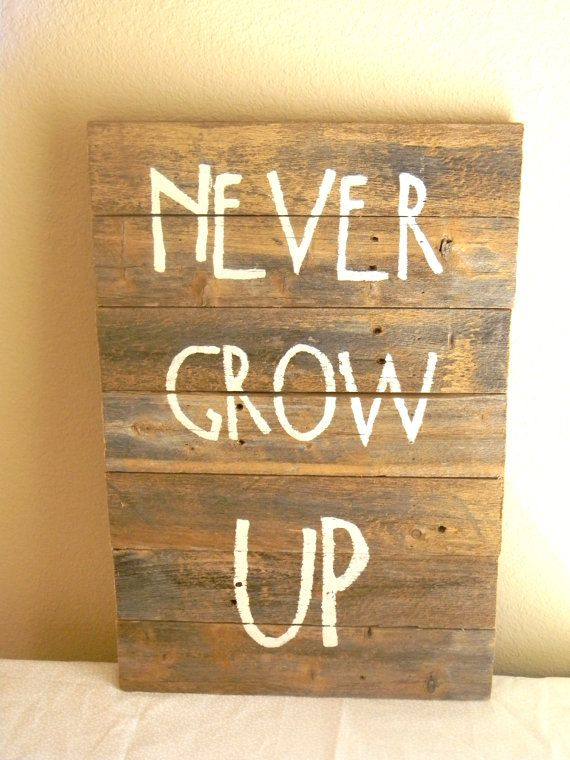 sign nursery baby kids room wood plaque rustic wall by bluejayloves, $35.00