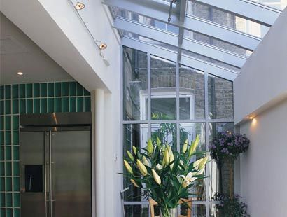 side return extension - good use or glass ceiling