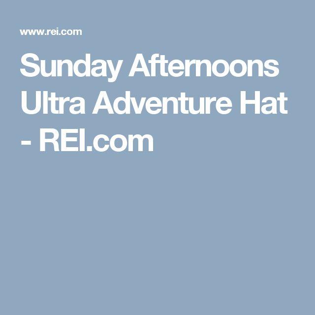 Sunday Afternoons Ultra Adventure Hat - REI.com