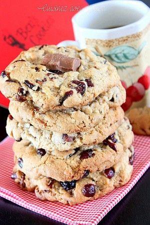 Gateau comme cookie