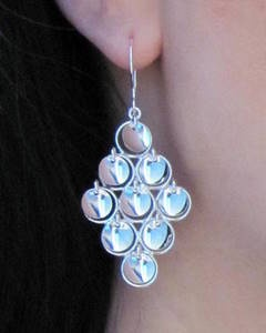 Earrings by Johanna Labba