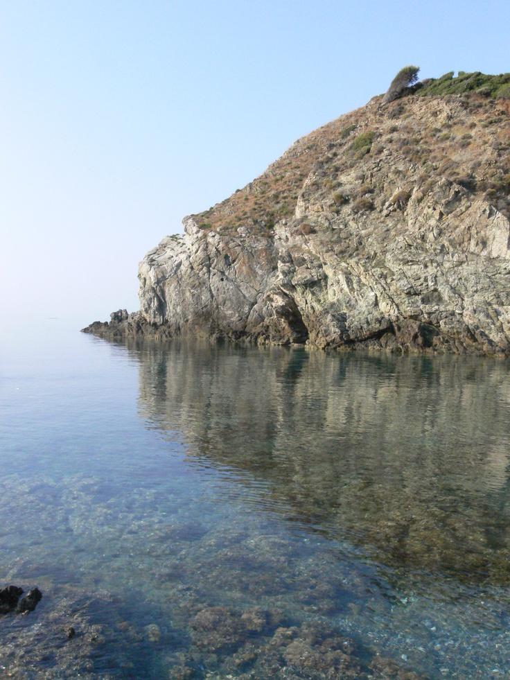 Cape Drepano, Sithonia, Greece