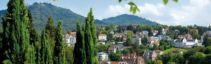 City Baden-Baden - Tourist Information | Baden-Baden  Where my family is from!