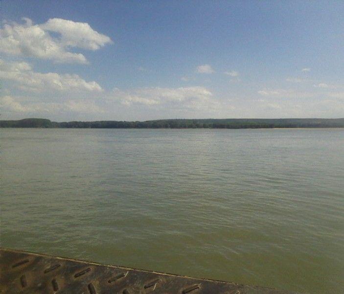 Dunarea la Silistra