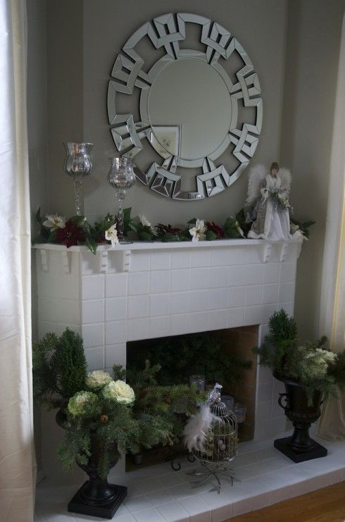 94 best images about holiday decorating on pinterest for Home goods christmas decorations 2013