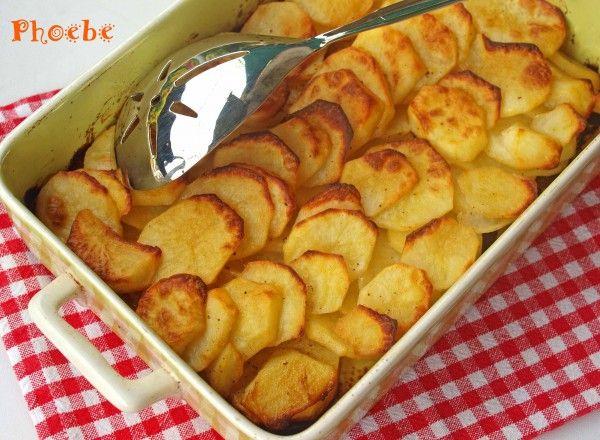 Πατάτες Άννα #sintagespareas
