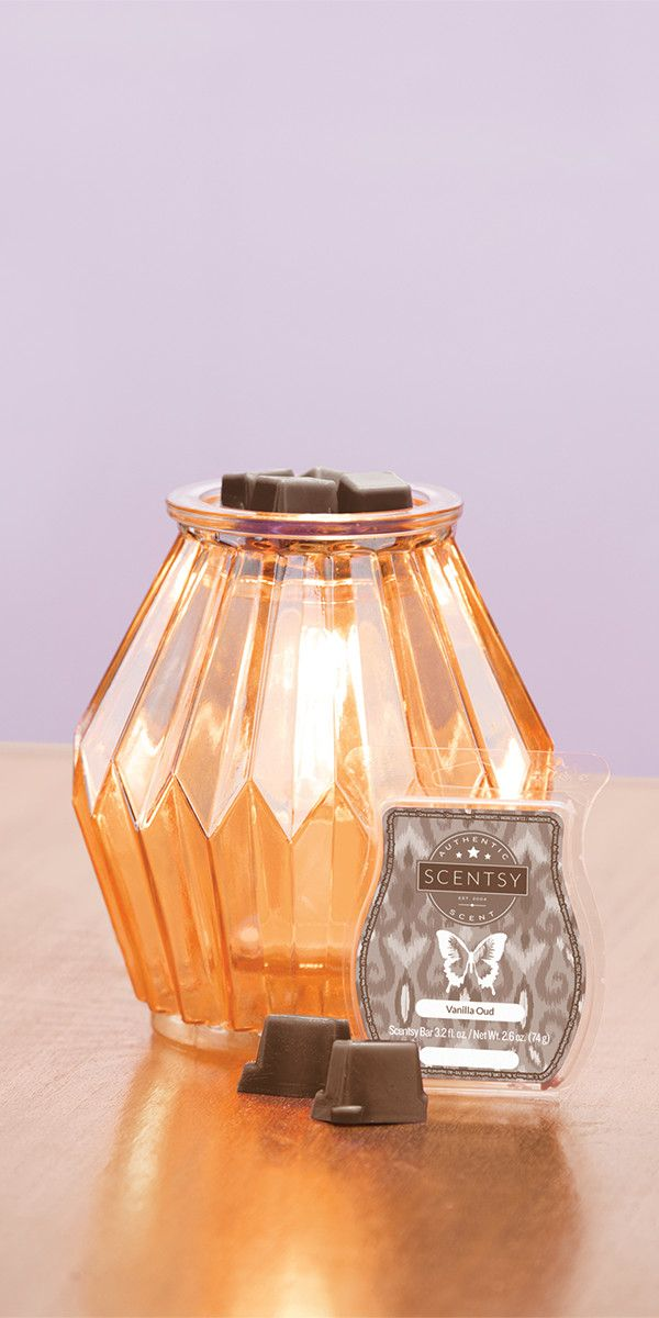 Champagne an Oud scent Scentsy Fall/Winter 2017 Collection Beatty.scentsy.us
