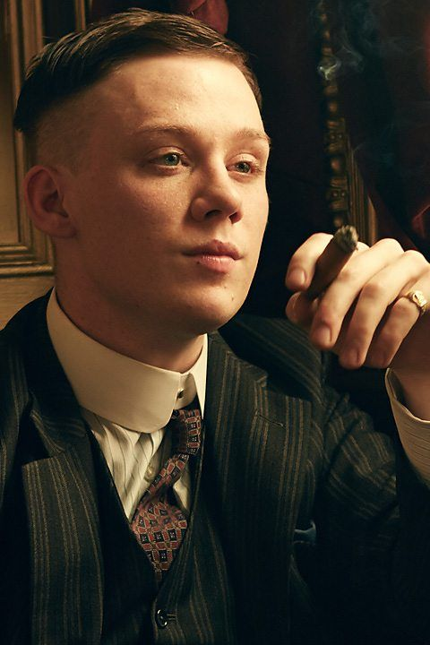 BBC Two - Peaky Blinders - John Shelby (Joe Cole)
