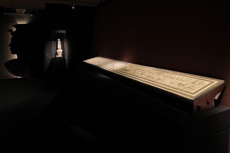 Il forte ascendente che il mondo esotico del Nilo ha esercitato sull'immaginario romano in #mostra #CLEOPATRA. Roma e l'incantesimo dell'Egitto @ChiostrodelBramante, Roma fino al 2 febbraio