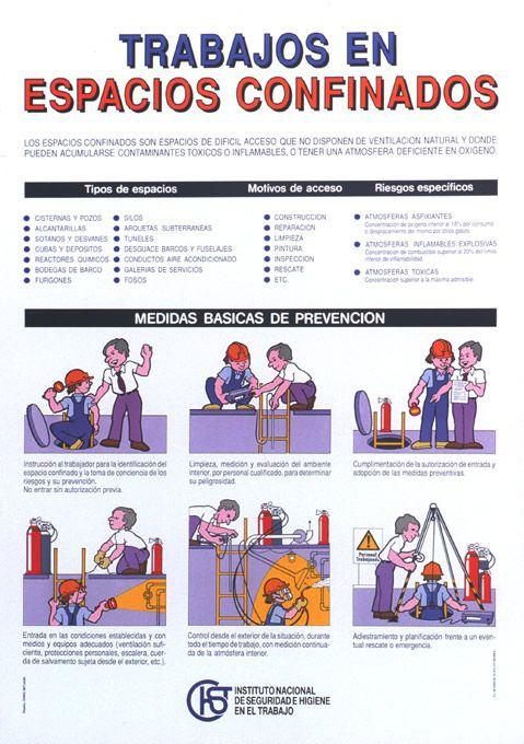consejos de seguridad y salud laboral - Buscar con Google