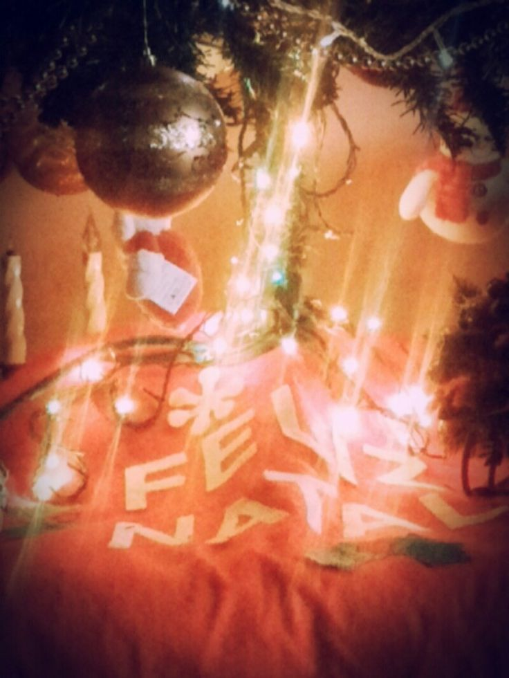 Cartão de saudações de Natal By ElianeMG