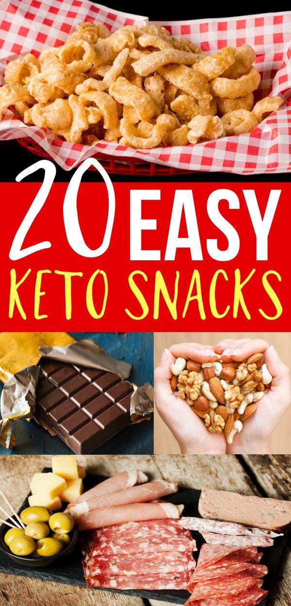 20 Easy Low Carb Snacks (Keto Snacks) On the Go Savvy Honey | Keto Recipes | Organizing | Holidays | Ketogenic Diet | Keto Diet For Beginners