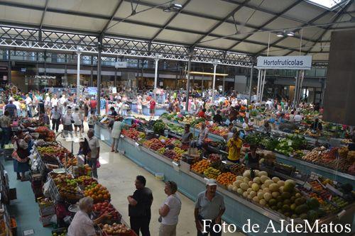 Mercado Municipal Engenheiro Silva (Figueira da Foz - Portugal