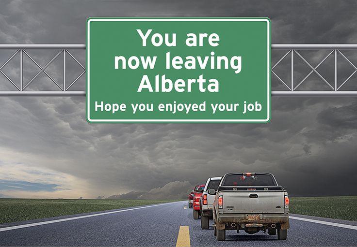 The death of the Alberta dream