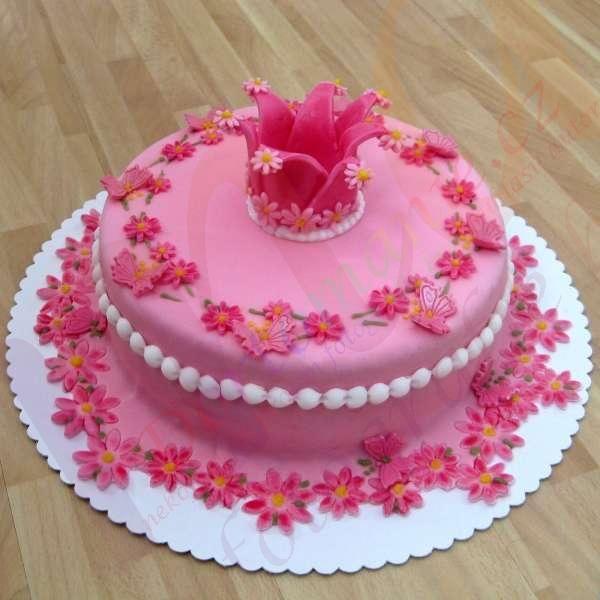 Dort Růžový pro princeznu
