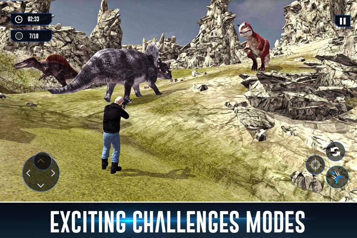 download free dino hunting 2017  #shooting #game #hunting #dinosaur #mobilegames #android https://play.google.com/store/apps/details?id=com.isolation.Games.dinohunting.jungleshoting3d