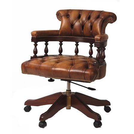 Captains swivel Chair, Antique Brown - 65 Best Captains Chair Images On Pinterest Office Chairs