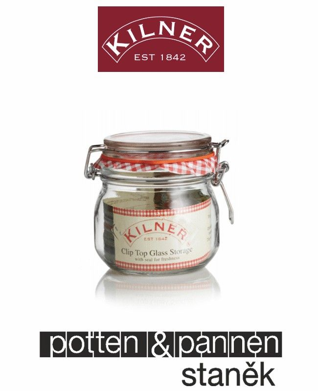 The original Kilner jar, invented by John Kilner in the 1842 is a product that has stood the test of time. The iconic design has been updated, but has maintained its unique vacuum feature helping households all over the world to successfully preserve and pickle fruit and vegetables.