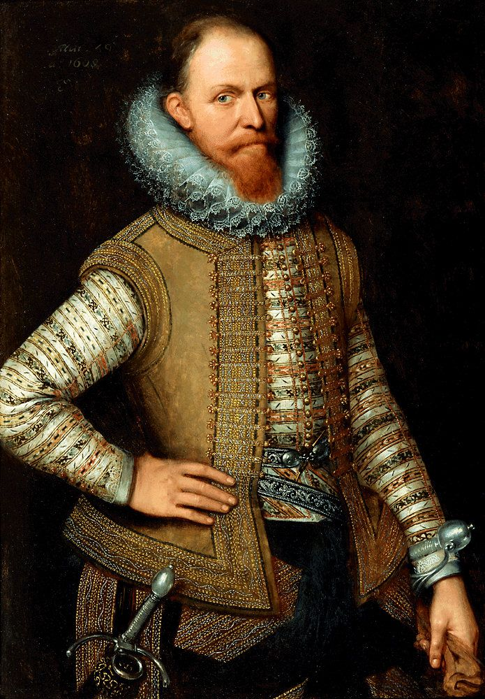 Maurice of Nassau-Dillenburg, Prince of Orange, Stewart of the Netherlands, 1567-1625