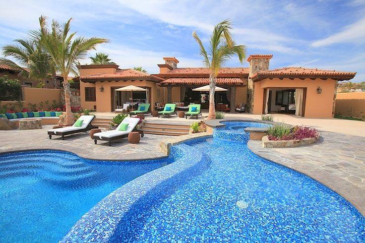 Villa Bella -- San Jose del Cabo #LuxuryTravel www.lujure.ca