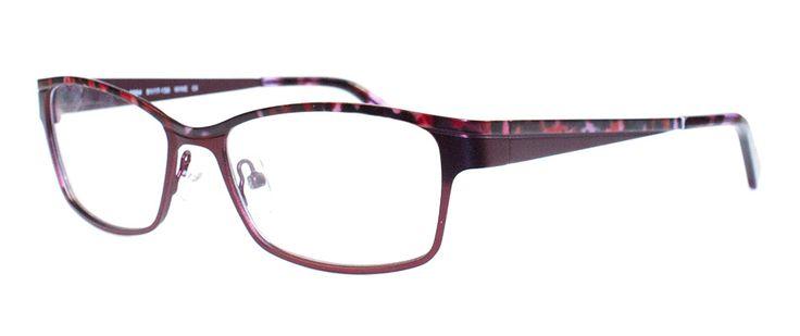 MINIMIZE 5954 WINE | Vogue Optical - 2nd Pair Free - Designer Glasses, 2 Year Guarantee