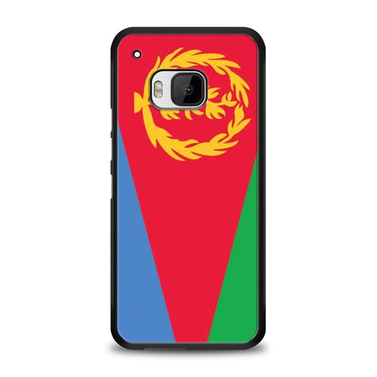 Eritrea Flag HTC One M9   yukitacase.com