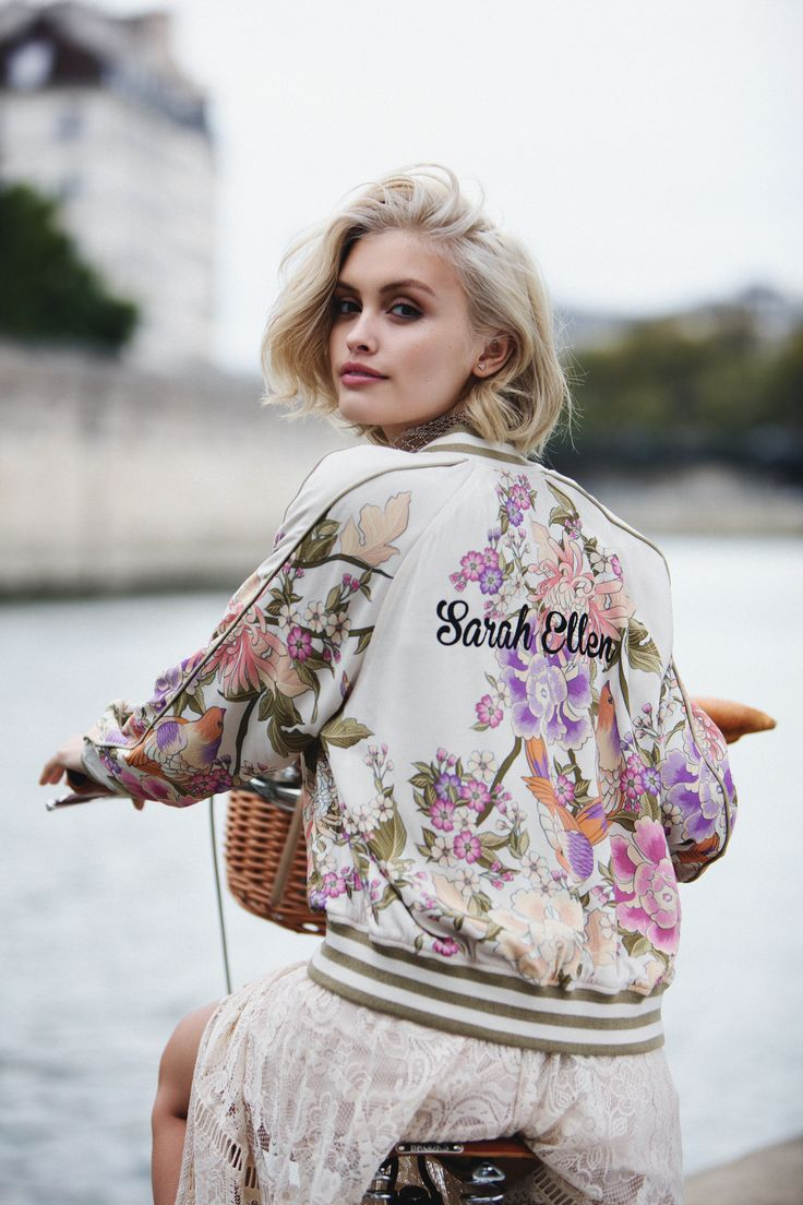 Sarah Ellen for Spell & The Gypsy Collective in Paris