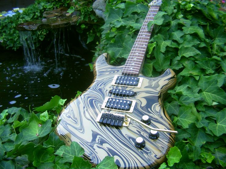 10 Best Images About Guitar Swirl On Pinterest Electric