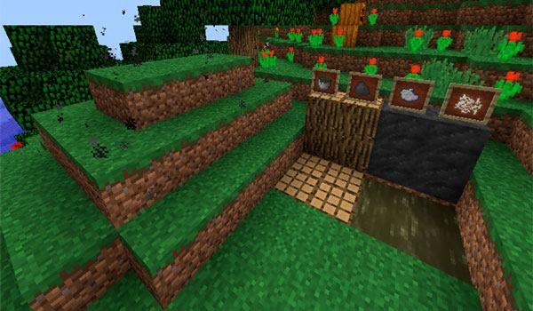 Charcoal Pit Mod Para Minecraft 1 12 1 12 1 Y 1 12 2 Minecraft Pcgames Outdoor Decor Minecraft 1 Decor