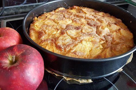 Super saftiger Apfelkuchen   – Backideen & mehr ‼️